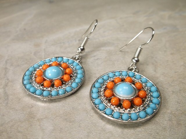 Gorgeous Southwestern Earrings