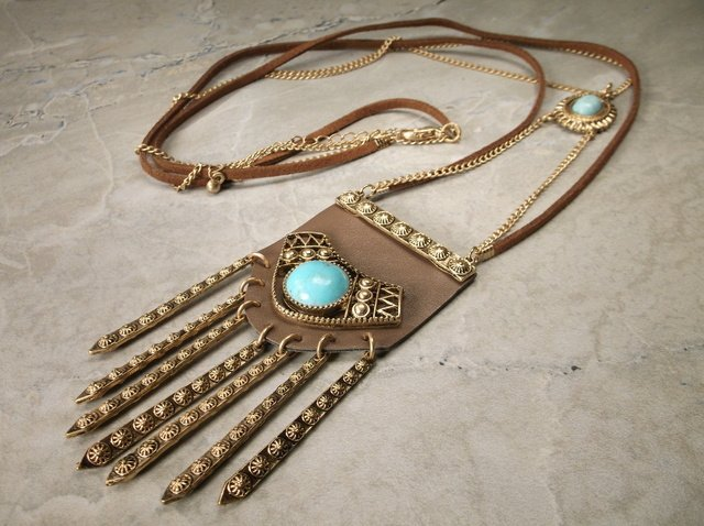 Stunning Southwestern Necklace