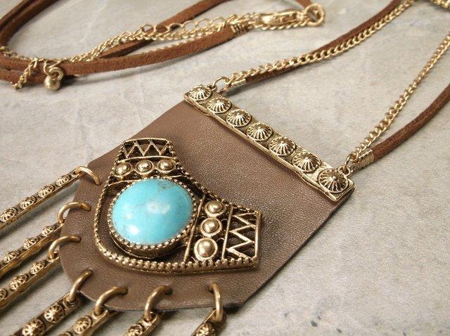 Stunning Southwestern Necklace - 2