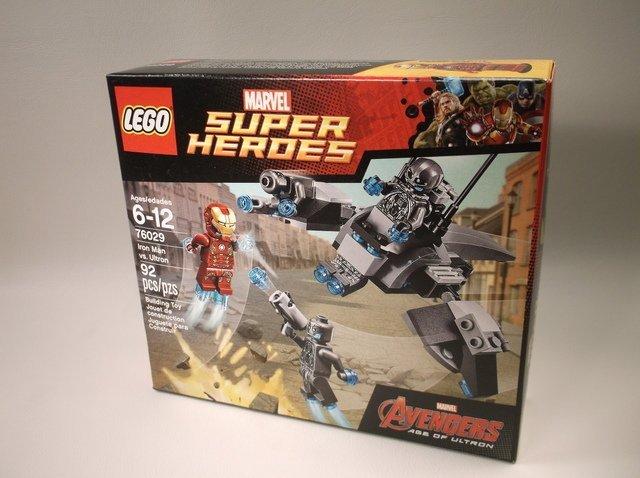 New Sealed Lego Iron Man Set Mint