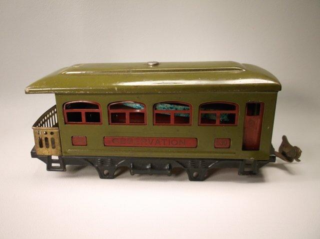 Antique Pre-War Lionel O Gauge Train 530