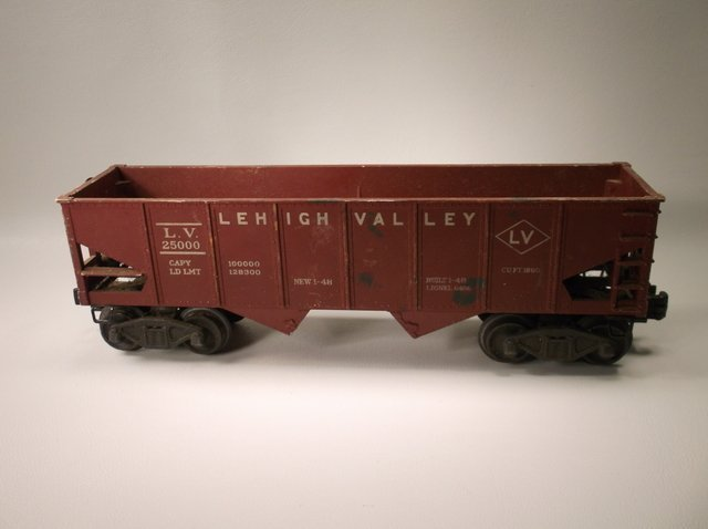 Antique Pre-War Lionel O gauge Train 6456