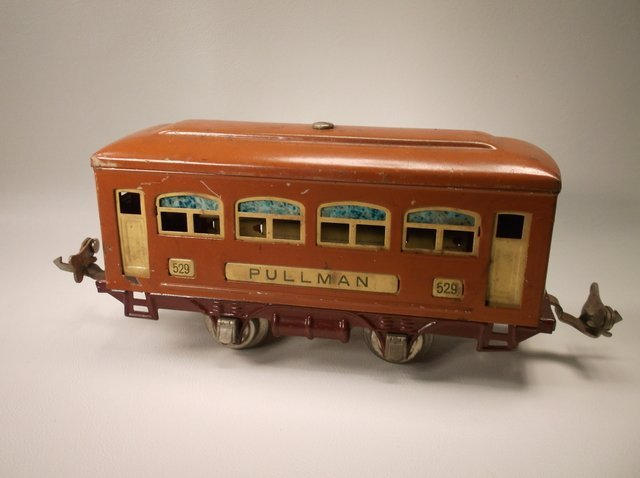 Antique Pre-War Lionel O Gauge Train 529
