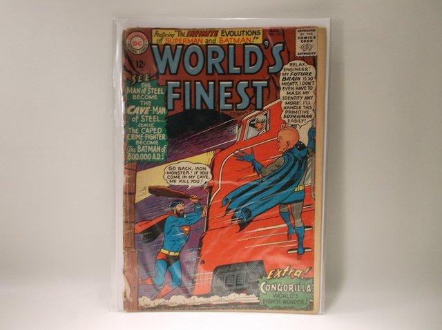 1966 DC Worlds Finest Comic Book #151 $90