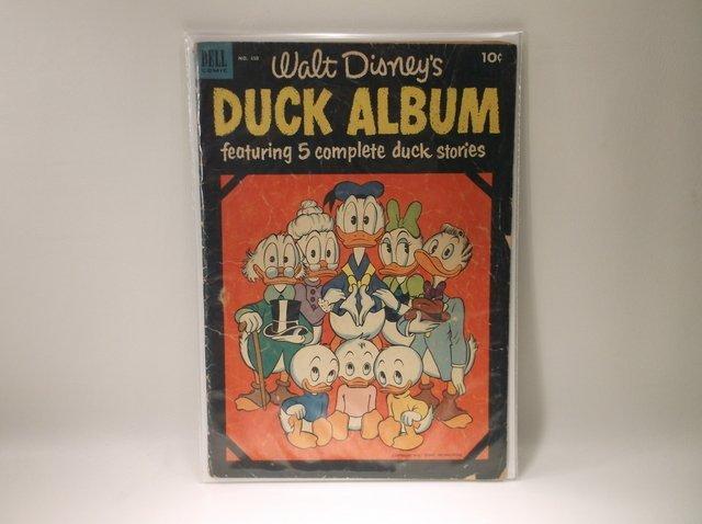1952 Disney Duck Album Comic #2(450) $110