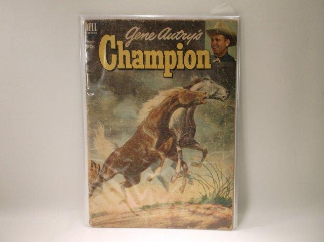 1953 Champion Comic Book #11 $65