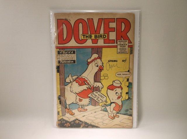 1955 Dove the Bird Comic Book #1