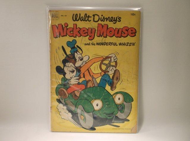 1952 Disney Mickey Mouse Comic #427 $120
