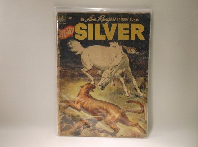 1952 Hi-Yo Silver Comic Book #2 $90