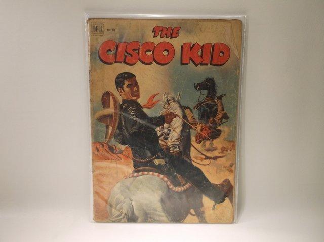 1952 Cisco Kid Comic Book #12 $120
