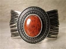 Gorgeous Huge Southwestern Cuff Bracelet