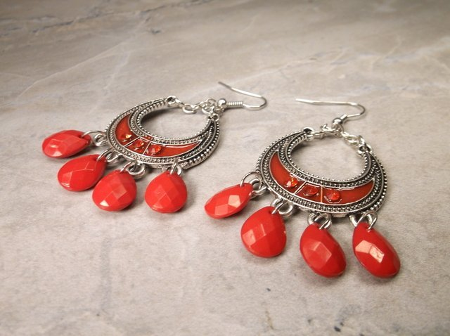Gorgeous Southwestern Dangly Earrings