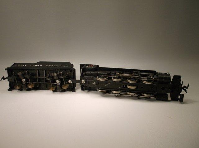 Vintage Mantua 314 Train Engine Coal Car - 3