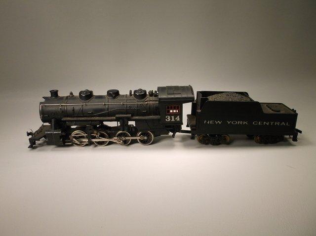 Vintage Mantua 314 Train Engine Coal Car - 4