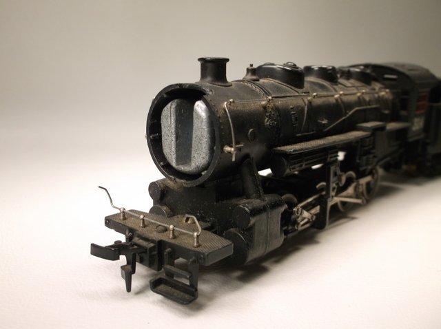 Vintage Mantua 314 Train Engine Coal Car - 5