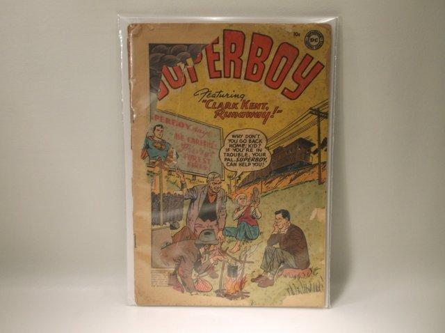 Rare 1953 DC Superboy Comic #27 $800 Lim Dist