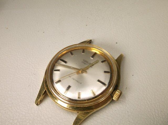 Huge Wristwatch Lot Gruen Citizen Seiko More - 5