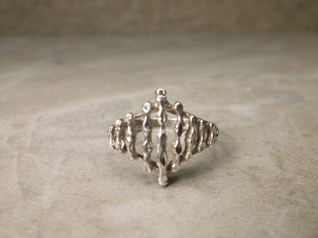 Gorgeous Sterling Silver Ring 7