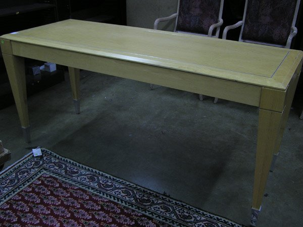 1962: Pine Library Table