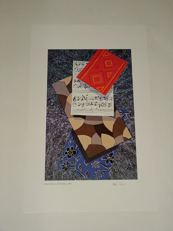 1977: Box of prints, American & Canadian, 20th c.
