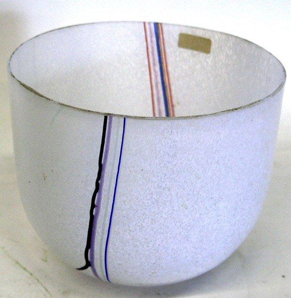 20: Kosta Boda Rainbow Bowl