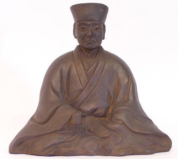 82: Japanese ceramic figure