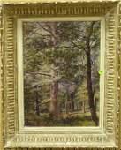 2001: Painting Russian Landscape