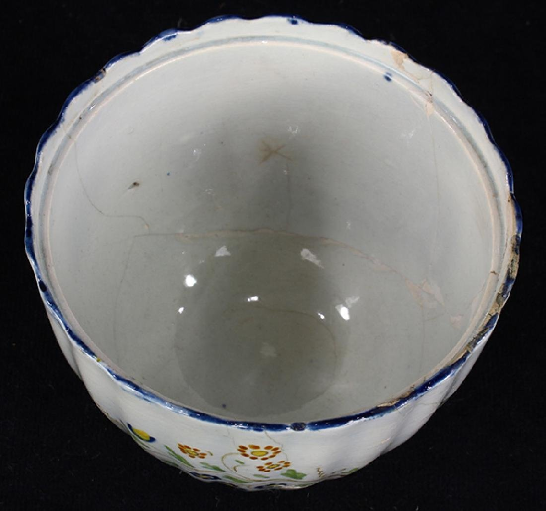 (Lot of 12) English Staffordshire pearlware partial - 4