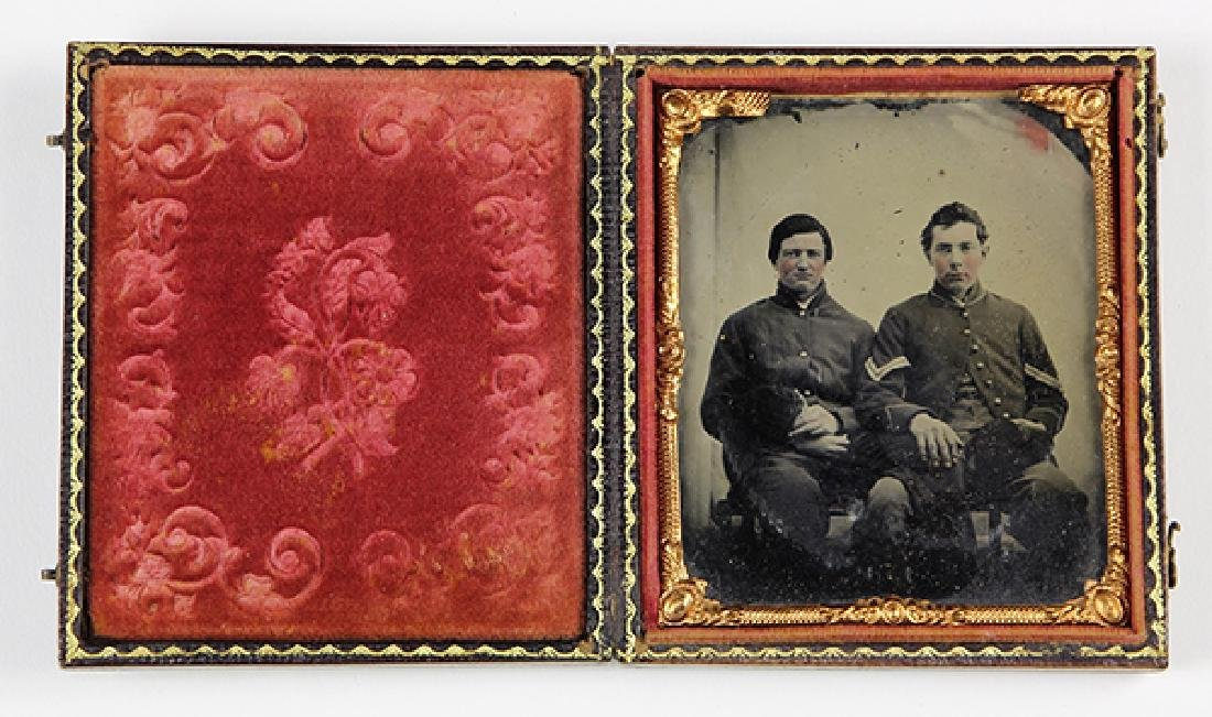 Large civil War archive penned by and relating to - 10