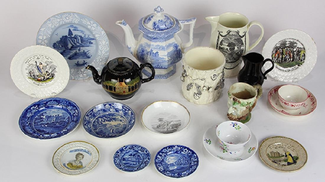(lot of 20) Collection of mostly English assorted - 2