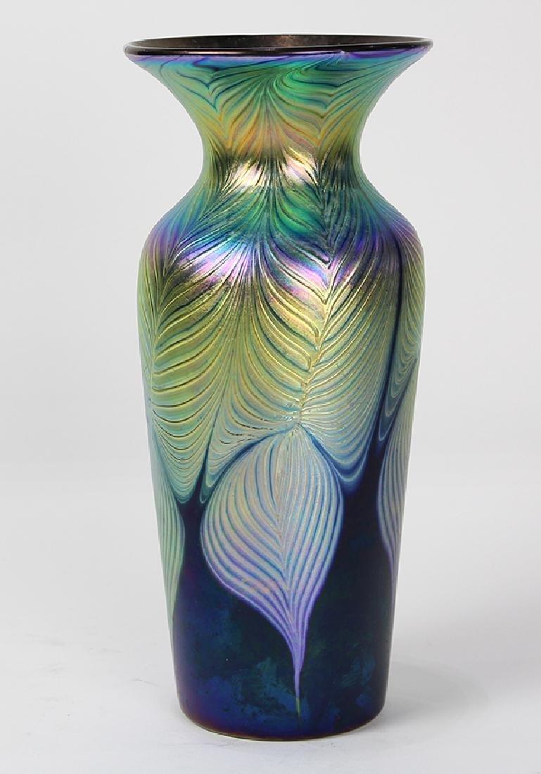 Lundberg Studios vase