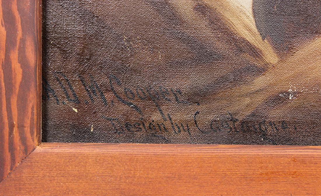 Painting, ADM Cooper - 4