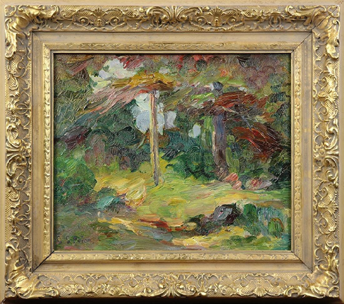Painting. C. S. Price - 2