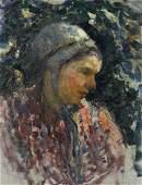 Painting Joseph Raphael