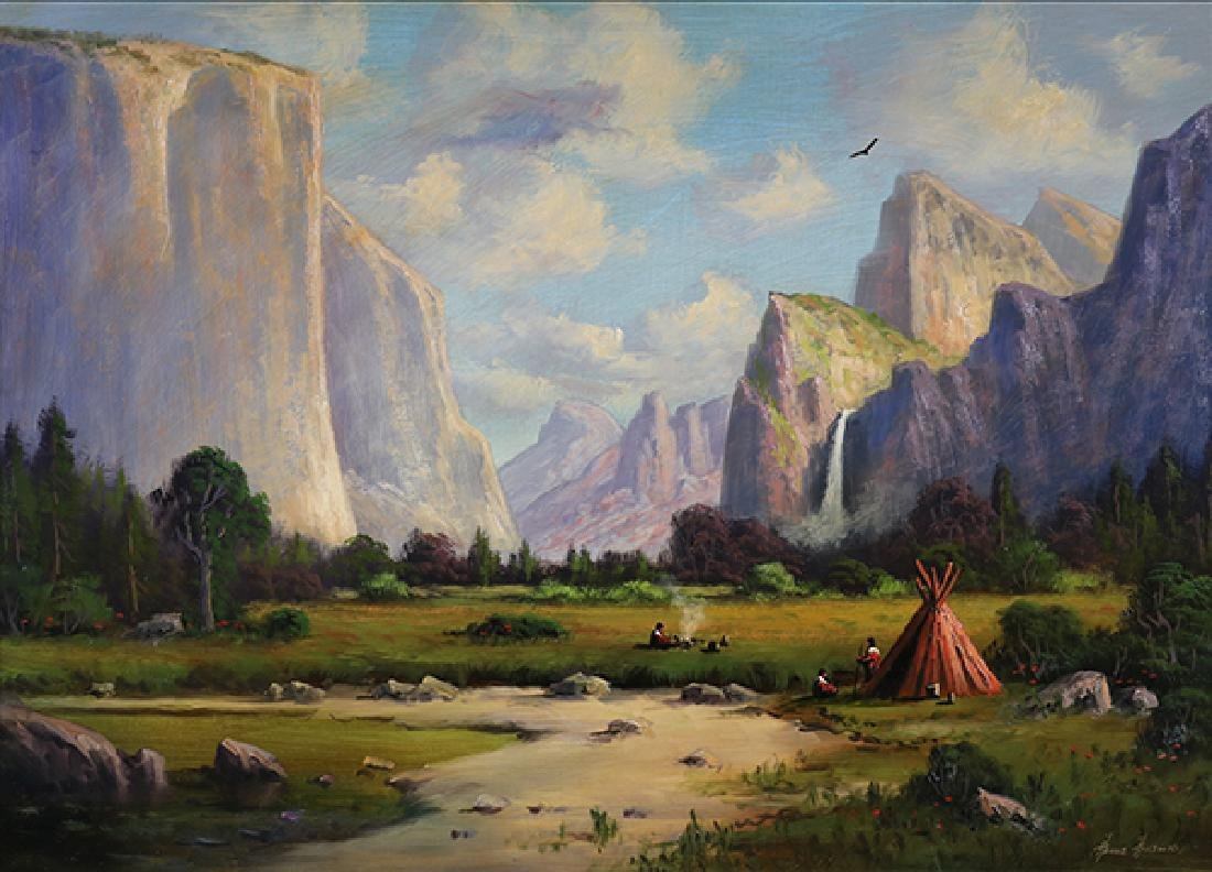 Painting, Heinie Hartwig