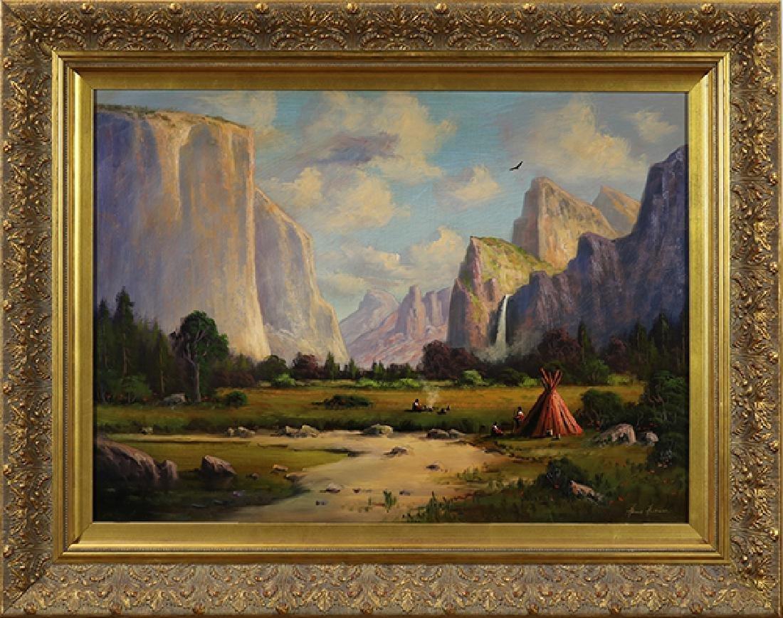 Painting, Heinie Hartwig - 2