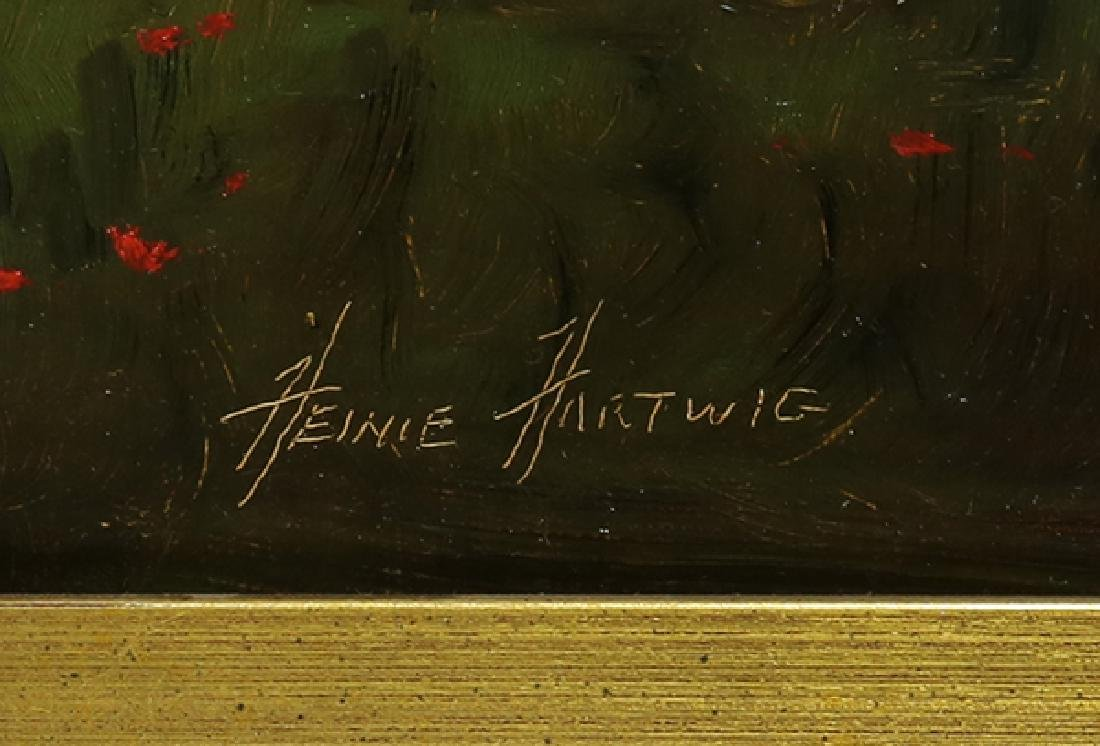 Painting, Heinie Hartwig - 3