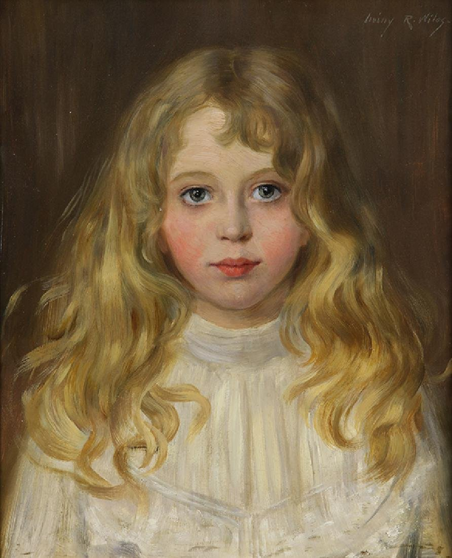 Painting, Irving Ramsey Wiles