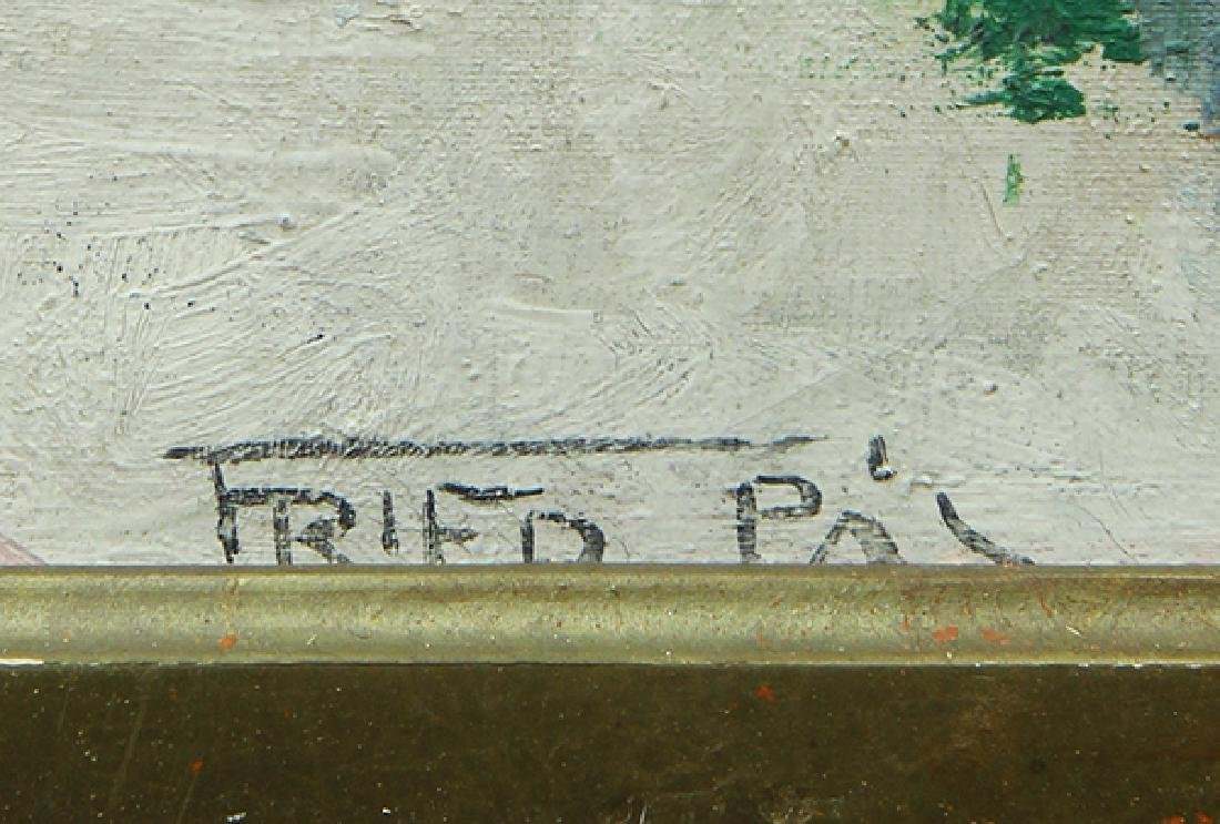 Painting, Pal Fried - 3