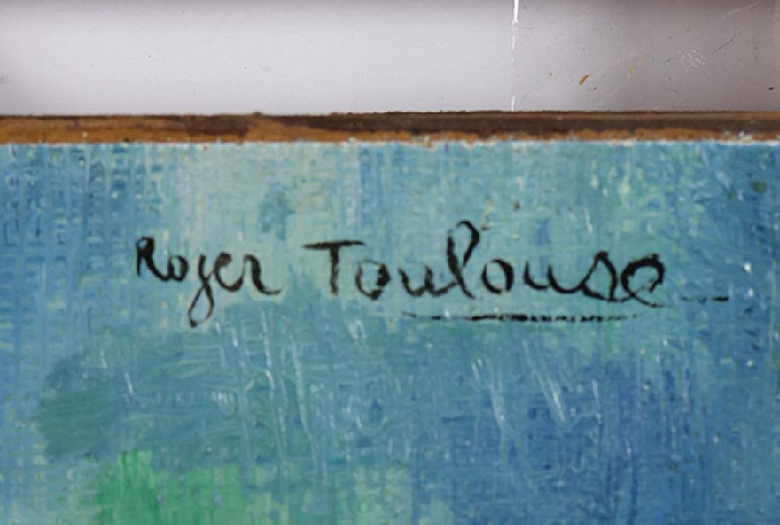 Painting, Roger Toulouse - 3