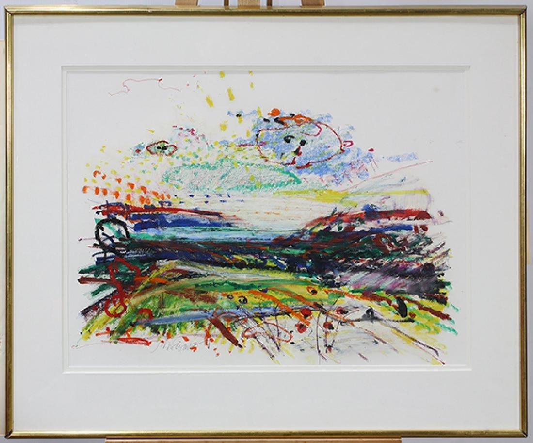 Work on Paper, John Evans - 2
