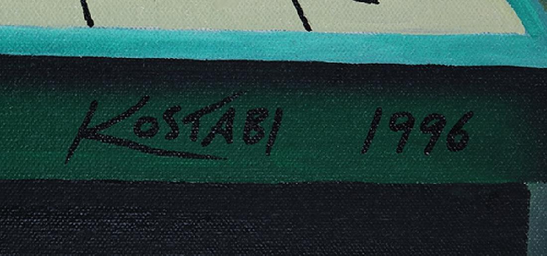 Painting, Mark Kostabi - 3