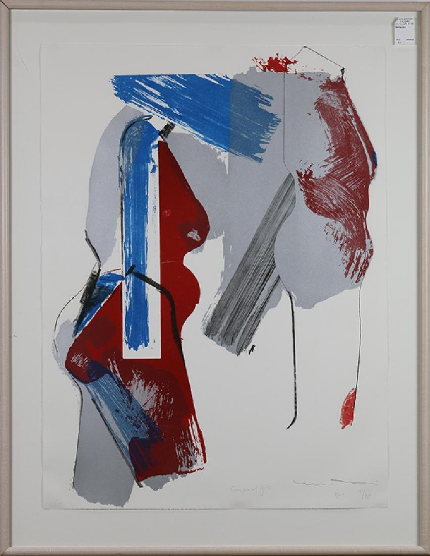 Print, Manuel Neri - 2