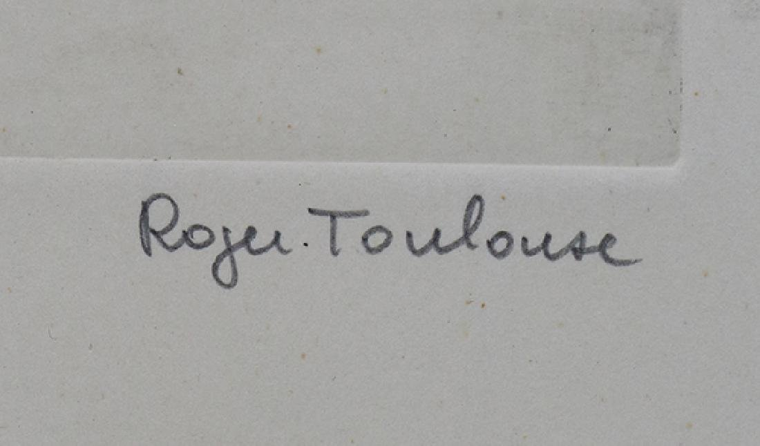 Print, Roger Toulouse - 3