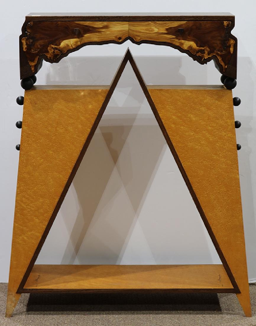 Charles B. Cobb custom studio jewelry chest