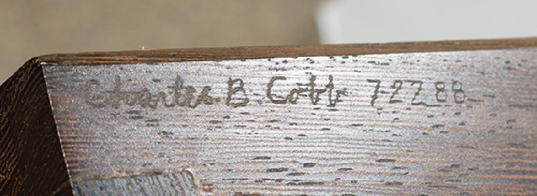 Charles B. Cobb custom studio jewelry chest - 3