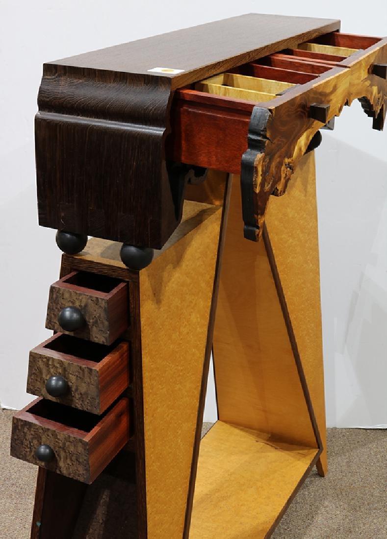 Charles B. Cobb custom studio jewelry chest - 4