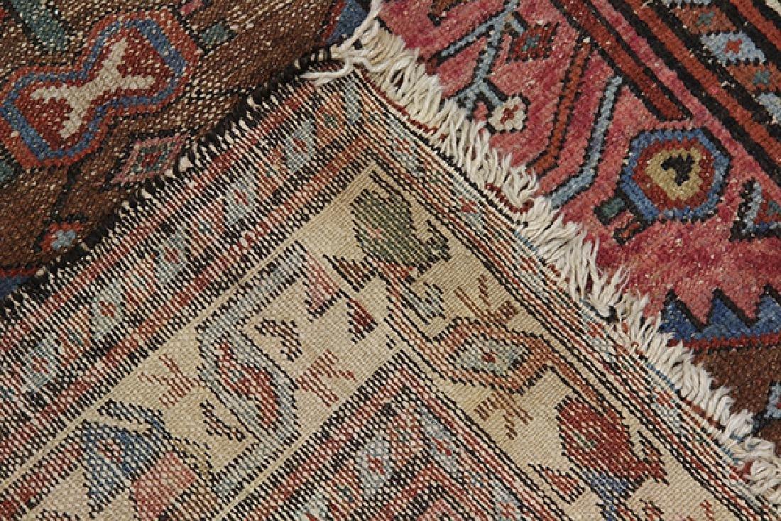 Antique Persian Hamadan carpet - 4