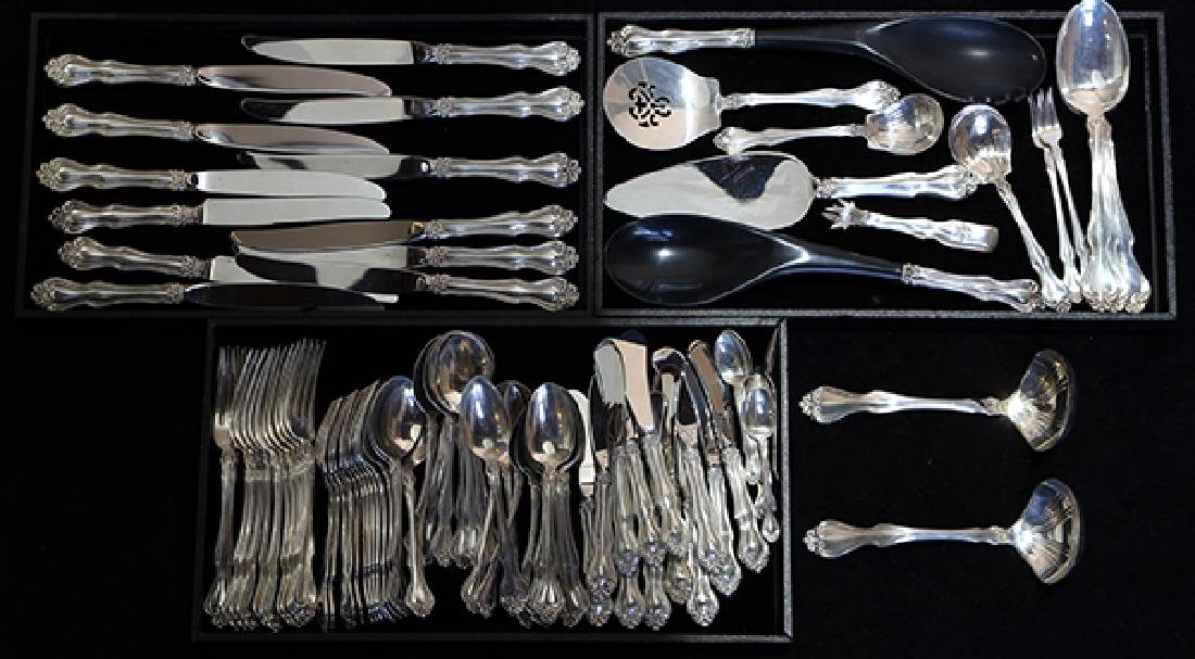 Westmorland Sterling Company sterling silver flatware