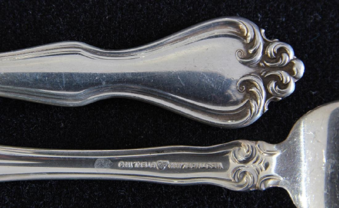 Westmorland Sterling Company sterling silver flatware - 2